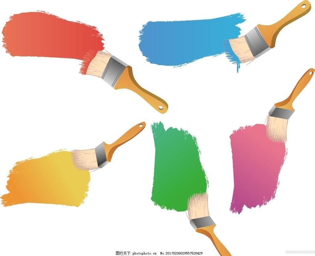 我是一个粉刷匠!