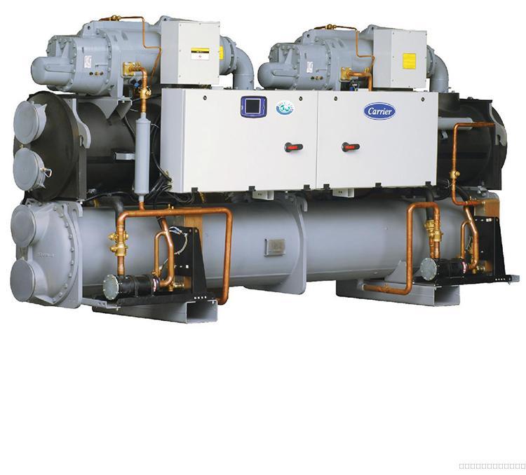 螺杆式冷水机负荷受损后的处理方法