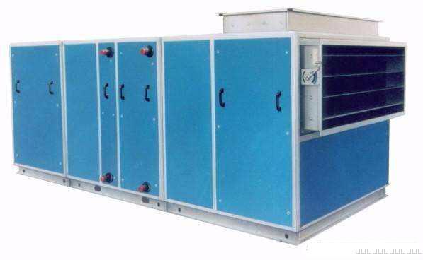 组合式空调器,大型场所量身定制的控温设备