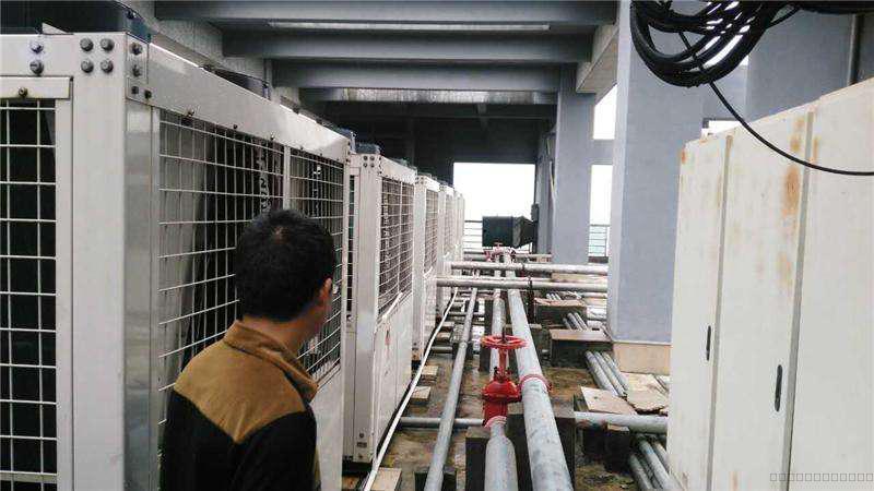 中央空调系统清洗消毒